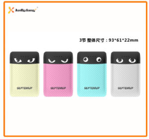 10000mAh Special Eye LED Light Power Bank USB Charger pictures & photos