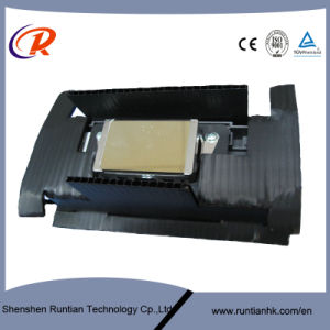 Original F186000 First Locked Dx5 Printer Head for Large Printer Spare Parts pictures & photos