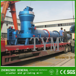 Raymond Pulverizer Roller Grinder Mill with ISO Certificated From China Supplier pictures & photos