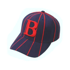 Promotional Baseball Cap with 12 Pipings (JRP010) pictures & photos