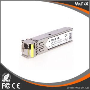 GLC-BX-D-80 - 1000Base BX-D LC, 80 Km, TX: 1550 nm, RX: 1490 nm SFP transceiver. 100% Cisco compatible. pictures & photos