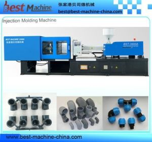 Automatic Molding Machine for PVC PP Elbow pictures & photos