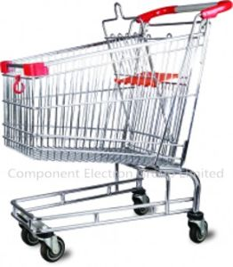 Metal Shopping Cart with SGS&CE Certificates pictures & photos