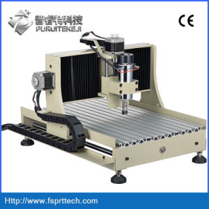 CNC Woodworking Tools MDF Plastic Board Cutting Engraving pictures & photos