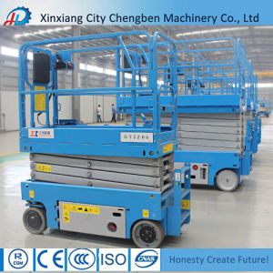 Auto Hydraulic Lift Table with 14m Lifting Height pictures & photos