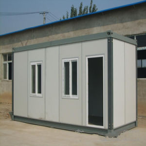 Good Design Prefabricated Light Steel Frame Warehouse pictures & photos
