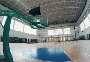 Prefabricated Light Steel Space Frame Indoor Sports Hall pictures & photos