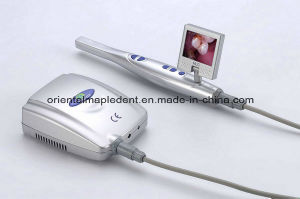 Ce Approved 1/4 Sony CCD Wired Dental Intraoral Camera (OM-CA169) pictures & photos