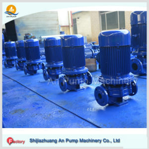 Oil Corrosion Resisting Stainless Steel Pipeline Vertical Inline Oil Pump pictures & photos
