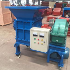 Plastic Shredder. Double Shaft Shredder Machine, Recycling Shredder Machine pictures & photos