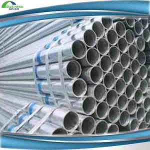 ERW Galvanized Welded Pipe Steel pictures & photos