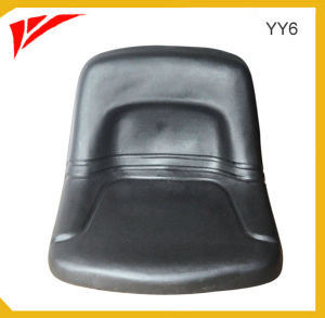 PVC Seat Low Back Tractor Parts for Mini Garden Tractor pictures & photos