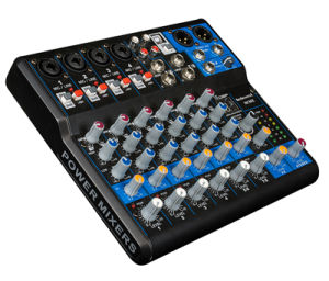 8 Mono 2 Band EQ Professional Audio Mixer Mc08X pictures & photos