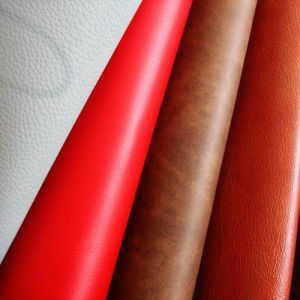 High Quaity PVC Leather for Sofa pictures & photos