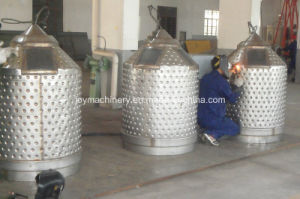 5T Jacketed Cooling Stainless Steel Tank pictures & photos