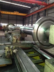 Carbon Steel Stepped Forged Shaft pictures & photos