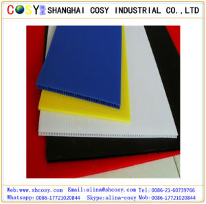 Wholesale High Quality Customized PP Corrugated Plastic Board Corflute Sheet pictures & photos