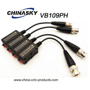 Innovative Connectable Passive CCTV BNC Balun for HD-Cvi/Tvi/Ahd (VB109pH) pictures & photos