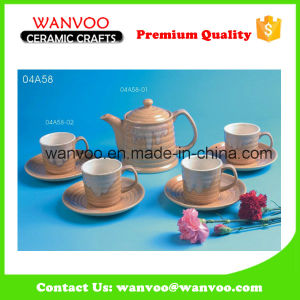 Popular Design Unique Ceramic Tea and Coffee Sets pictures & photos