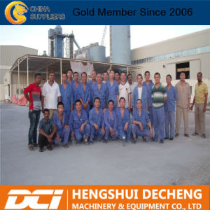 Full Automatic Gypsum Powder Making Machine (Natural Gas) pictures & photos