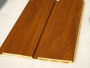 Golden Oak PMMA/PVC Film for Window Sill/Window Profile pictures & photos
