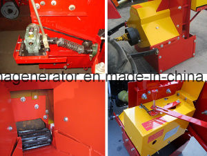 Wc-8 Tractor Pto Type Wood Chipper Shredder with Ce Approval pictures & photos
