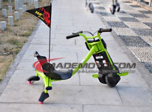 Kids 3 Wheels Electric Mini Drift Trike, Electric Drifting Scooter pictures & photos