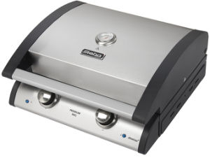 Double Layer Electric Plancha BBQ Grill with Ce ETL pictures & photos