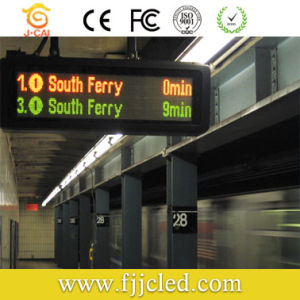 P10 Outdoor Display Board Programmable LED Moving Sign pictures & photos