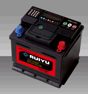 619 Mf 12V36ah Maintenance Free Battery for South Africa Market pictures & photos