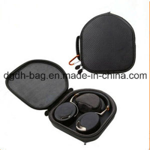 EVA Headphone Case with Internal Netted Accessories Pocket pictures & photos