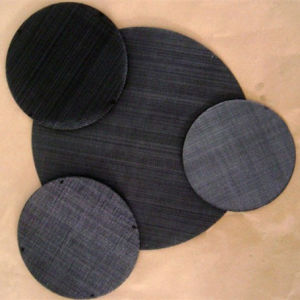 Made in China Black Wire Mesh Hot Sale pictures & photos