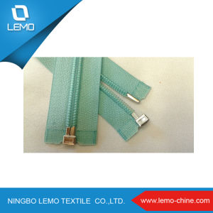 Custom Nylon Zippers for Jacket pictures & photos