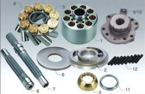 Kawasaki Hydraulic Oil Pump Engine Parts K3vg63/112/180/280 Spare Parts pictures & photos