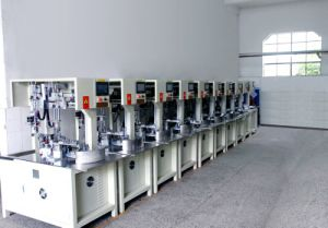 High Efficien Electrical Cable Making Machine / Cable Pack Machine pictures & photos
