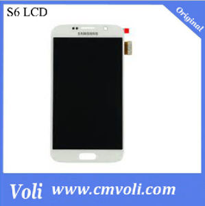 Original Mobile Phone Repair LCD Screen for Samsung Galaxy S6 pictures & photos
