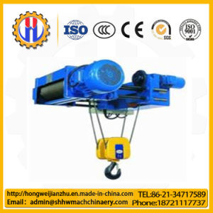 Construction PA Mini Electric Hoist/PA300 220/230V 500W 150/300kg pictures & photos