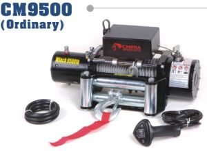 9500lbs Truck Trailer Winch Waterproof High Quality for Jeep pictures & photos