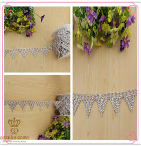 Wedding Dress Rhinestone Belt Delta Connection, Drilling Chain pictures & photos
