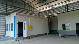 CE Approved Auto Spray Paint Booth for Sale pictures & photos