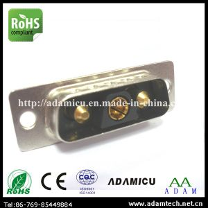 Hot Sale High Current 3V3 Male Solder Type D-SUB Connector