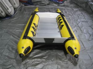 China Fishing Speed Boat with Aluminum Floor pictures & photos