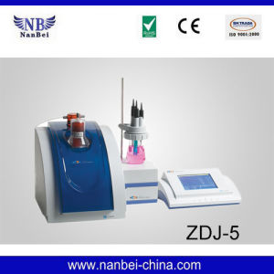 Lab Normal Instrument Acid-Based Potentionmetric Titration Auto Titrator pictures & photos