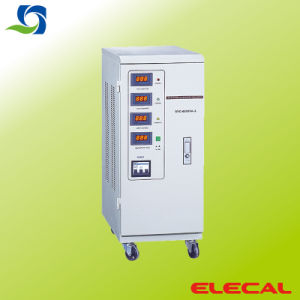 SVC (LED) (Three) Automatic Voltage Stabilizer pictures & photos