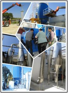 Sheep Blood and Cattle Blood Spray Dryer pictures & photos