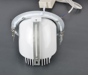 35W COB Gimble Rotatable LED Downlight in Factory Price with CE RoHS Dali pictures & photos