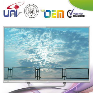 Wholesale Good Quality 42 Inches Wall-Hung Sliver 3D LED TV pictures & photos