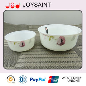Promotional New Design Glassware Salad Bowl pictures & photos