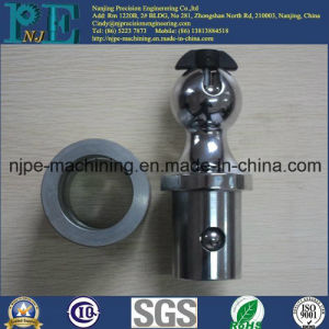 Made in China Precision Chrome Plating Cast Iron Auto Parts pictures & photos