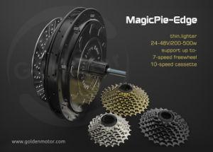 Golden Motor Leading Technology Electric Bike Magic Pie Edge Hub Motor pictures & photos